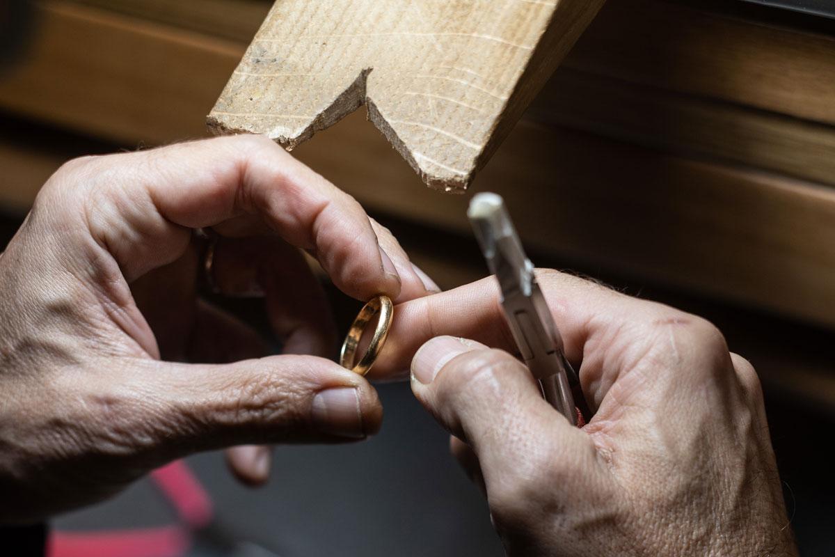 Corso di Riparazione e Restauro del Gioiello